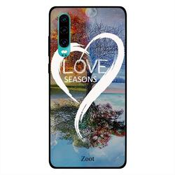 Moreau Laurent Huawei P30 Mobile Phone Back Cover, Think It's Not Illegal Yet