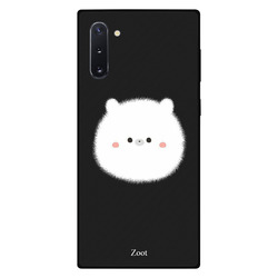 Zoot Samsung Note 10 Mobile Phone Back Cover, Pig White