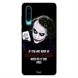 Moreau Laurent Huawei P30 Mobile Phone Back Cover, NetFlix is My Boyfriend