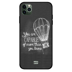 Moreau Laurent Apple iPhone 11 Pro Mobile Phone Back Cover, You Are Capable of More Than You Know