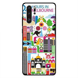 Moreau Laurent Huawei P30 Pro Mobile Phone Back Cover, 24 Hours in Melbourne