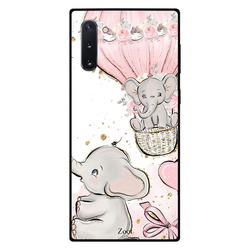 Zoot Samsung Note 10 Mobile Phone Back Cover, Baby Elephant