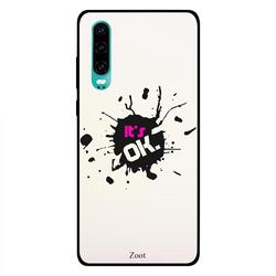Moreau Laurent Huawei P30 Mobile Phone Back Cover, Never Stop Dreaming