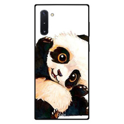 Zoot Samsung Note 10 Mobile Phone Back Cover, Panda
