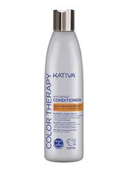 Kativa Color Therapy Anti Brass Conditioner, 250ml