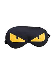 Tanic Cozy Sleeping Eye Healthcare Cotton Magnetic Lovable Eye Mask, 1 Piece, Yellow