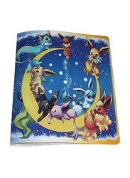 Pikachu Collection 324 Pokemon Top Loaded List Cards Album Holder Book, WJ101