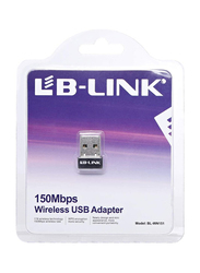 Lb-Link BL-WN151 150Mbps Wireless USB Adapter, Black