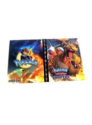 Pokemon 112 Playing Cards Photo Holder Album Book