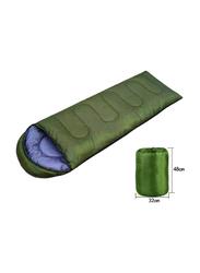 Outdoor Camping Summer Camping Sleeping Bag, Green, Single