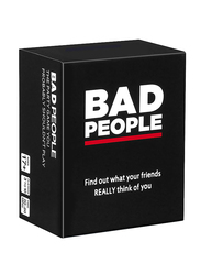 Bad People The Party Game You Probably Shouldn't Play Card Games