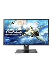 Asus 24-inch Flat Full HD LED Console Gaming Monitor, 75Hz, VG245Q, Black