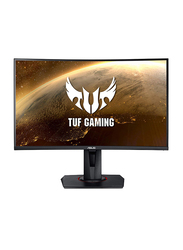 Asus 27-inch TUF Curved Full HD LED Gaming Monitor, 165Hz, VG27VQ, Black