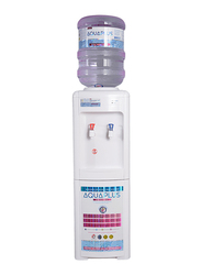 Aquaplus Top Load Hot & Cold Water Dispenser, White