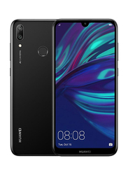 Huawei Y7 Prime (2019) 32GB Midnight Black, Without FaceTime, 3GB RAM, 4G LTE, Dual Sim Smartphone