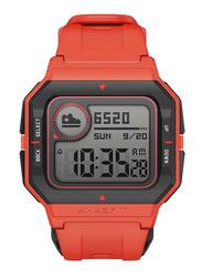 Amazfit Neo 30mm Smartwatch, Red