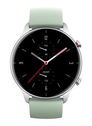 Amazfit GTR-2e 35mm Smartwatch, GPS, Green