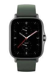 Amazfit GTS 2e 42mm Smartwatch, GPS, Green