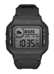 Amazfit Neo 30mm Smartwatch, Black