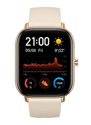 Amazfit GTS 42mm Smartwatch, GPS, Gold