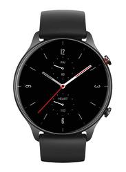 Amazfit GTR-2e 35mm Smartwatch, GPS, Black