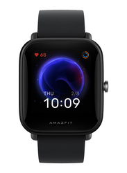 Amazfit Bip U Pro 36mm Smartwatch, GPS, Black