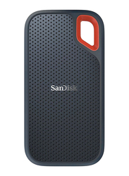 SanDisk 2TB SSD Extreme External Portable Solid State Drive, USB 3.1, Black