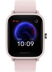 Amazfit Bip U 36mm Smartwatch, GPS, Pink