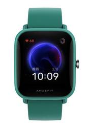 Amazfit Bip U Pro 36mm Smartwatch, GPS, Green