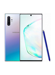 Samsung Galaxy Note 10 Plus 512GB Aura Glow, Without FaceTime, 12GB RAM, 4G LTE, Dual Sim Smartphone