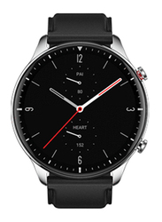 Amazfit GTR 2 Classic Edition 35mm Smartwatch with Music Storage, GPS, Silver