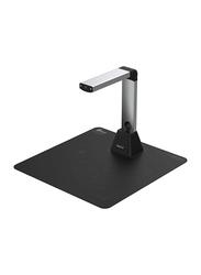 IRIScan Desk 5 Portable Document Overhead Color Scanner, 300DPI, Black
