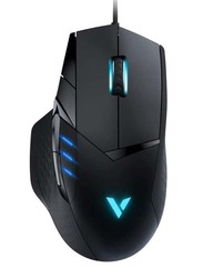 Rapoo VPRO VT300 Wired Gaming Optical Mouse, Black