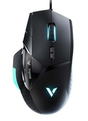 Rapoo VPRO VT900 Wired Gaming Optical Mouse, Black