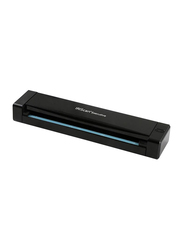 IRIScan Executive 4 Portable Document Duplex Color Scanner, 600DPI, Black