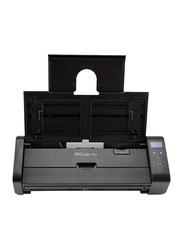 IRIScan Pro 5 Portable Document Color Scanner, 600DPI, OLED Display, Black