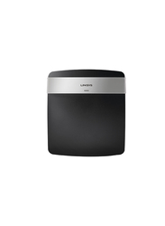 Linksys E2500 Brodband N Router, Black