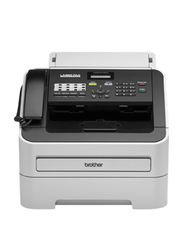 Brother FAX2840 Laser Fax Machine, Black/White