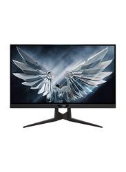 Gigabyte Aorus 27 Inch QHD IPS LED 165Hz Gaming Monitor, FI27Q-P, Black