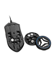 Gigabyte Aivia Krypton Wired Optical Gaming Mouse, Black