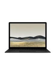 Microsoft Surface Laptop 3, 15 inch Touch, Intel Quad Core i7-1065G7 10th Gen 1.2GHz, 256GB SSD, 16GB RAM, Intel Iris Plus Graphics, EN-AR KB, Win 10 Pro, PLZ-00034, Black