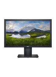 Dell 20 Inch LED Monitor, E2020H, Black