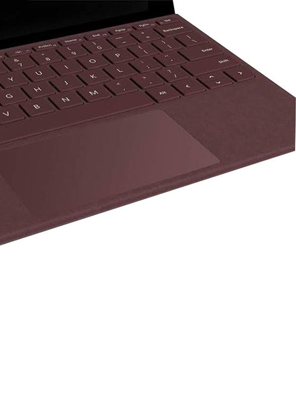 Microsoft Surface Pro Signature FFP-00054 Wireless English Keyboard, Burgundy