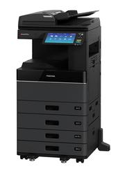 Toshiba E-Studio 2010AC All-in-One Printer with Radf + PFU + Cabinet + Toners, Black