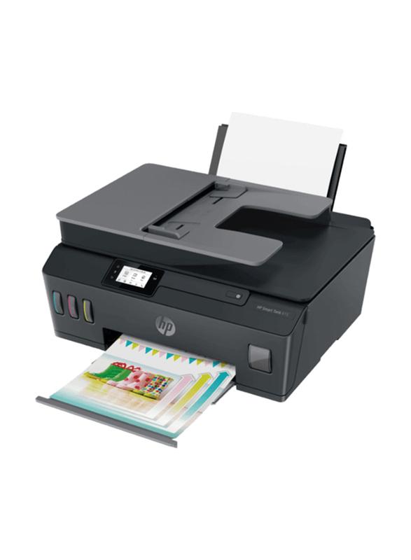 HP Smart Tank 615 Y0F71A Wireless All-in-One Printer, Black