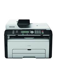 Ricoh SP 204SFN S: M127FN All-in-One Printer (Box Damage), White/Black