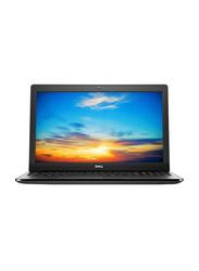 "Dell Latitude 3500 Notebook Laptop, 15.6"" HD Display, Intel i7-8565U 8th Gen 1.8GHz, 1TB HDD, 8GB RAM, 2GB NVIDIA GeForce MX130 Graphics, English Keyboard, DOS, Black"