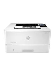 HP LaserJet Pro M404DW W1A56A Laser Printer, White