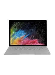 Microsoft Surface Book2, 13.5 inch, Intel Core i7, 1TB SSD, 16GB RAM, 2GBVGA Graphics, EN Keyboard, Win 10 Pro, HNQ-00018, Grey