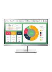 HP 21.5 Inch LED Computer Monitor, E223, Silver